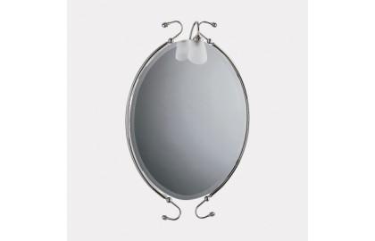 Зеркало настенное со светильником SE0258 (Andrea)
