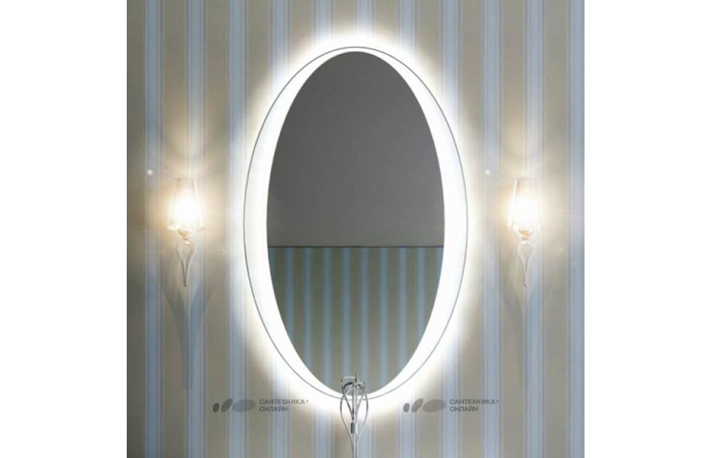 Мебель для ванной La Beaute Kantal 100 черная, фурнитура хром