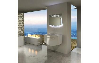 Мебель для ванной La Beaute Cher 85 белая