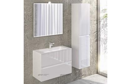 Мебель для ванной La Beaute Finistere 75 белая