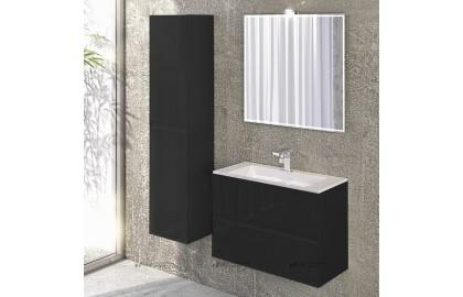 Мебель для ванной La Beaute Finistere 75 черная