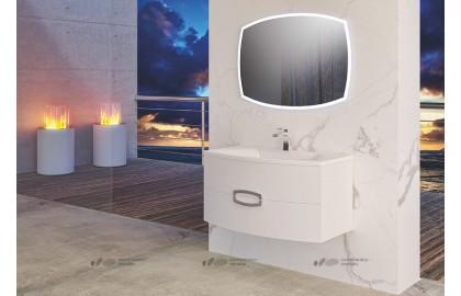 Мебель для ванной La Beaute Marne 90 белая