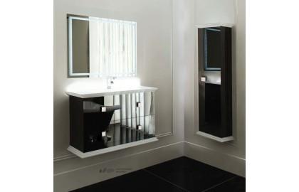 Мебель для ванной La Beaute Loiret SW 100 черная