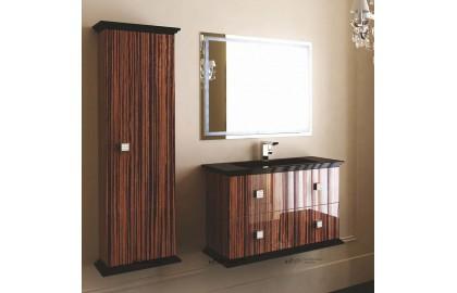 Мебель для ванной La Beaute Loiret SW 100 macassar