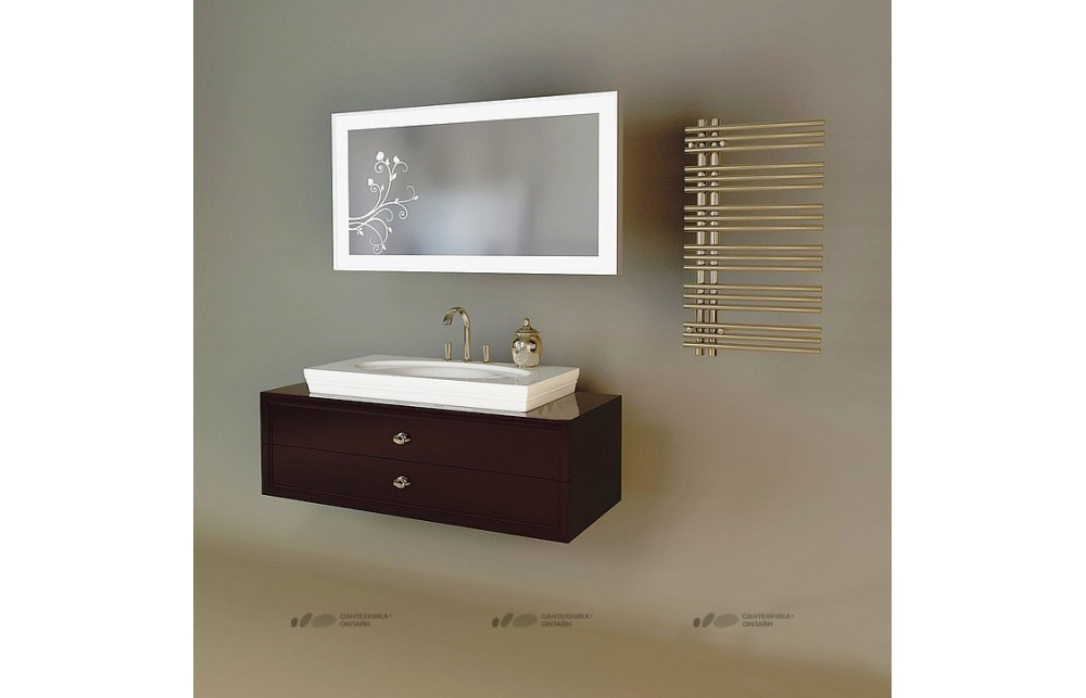 Зеркало Villeroy & Boch La Belle (135 см)