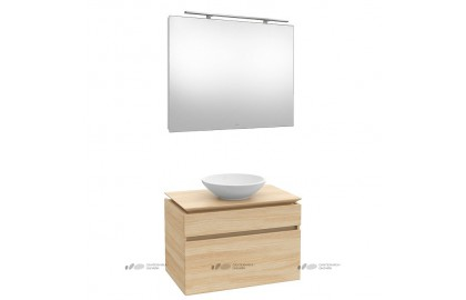 Мебель для ванной Villeroy & Boch Legato 100 вяз