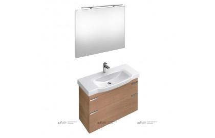 Мебель для ванной Villeroy & Boch Sentique 100 вяз