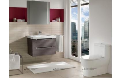 Мебель для ванной Villeroy & Boch Subway 2.0 100 eiche graphit