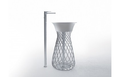 Керамическая раковина Hidra Ceramica Wire W2
