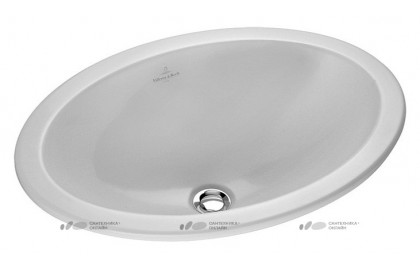 Раковина Villeroy & Boch Loop & Friends 6155 30 R1 alpin