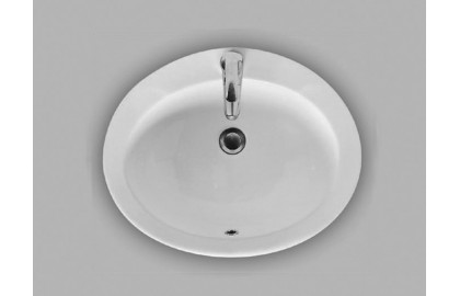 Встраиваемая раковина Hidra Ceramica Lavabi Incasso Astro A 105