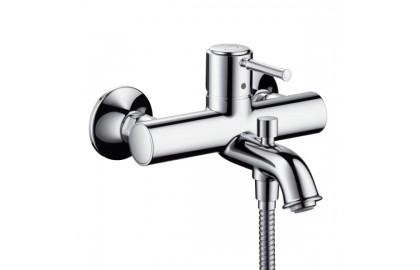 Смеситель для ванны с одним рычагом, 2 потребителя, хром Hansgrohe Talis 14140000