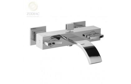 Смеситель-моноблок для ванны и душа наружный хром Imagine N169130801