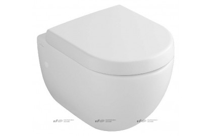 Унитаз подвесной Villeroy & Boch Subway Plus 6604 10R1 alpin