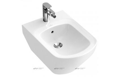 Биде подвесное Villeroy & Boch Sentique 5422 00R1 alpin CeramicPlus