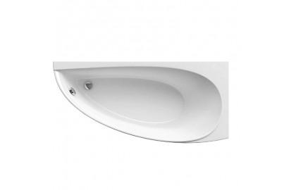 Акриловая ванна Avocado 150 P правый вариант, белая, арт. CS01000000 (Ravak)