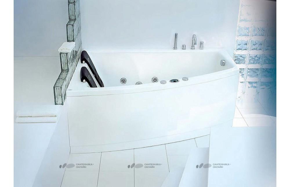 Акриловая ванна Victory Spa Gemini 180 S-3 L