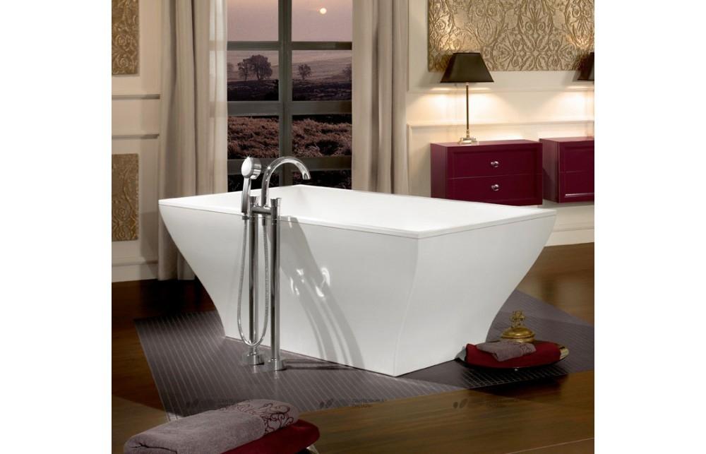 Акриловая ванна Villeroy & Boch La belle UBQ180LAB2PDV-01 alpin